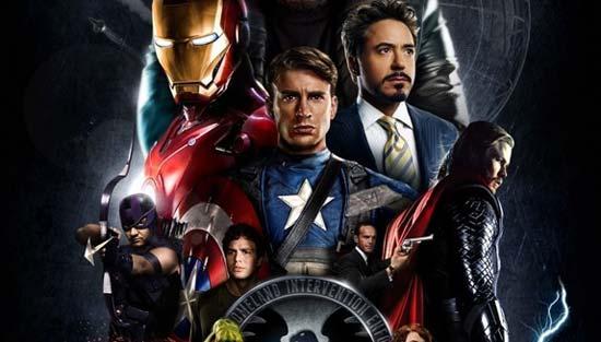 Afiliación élite: Los Vengadores The_avengers-1